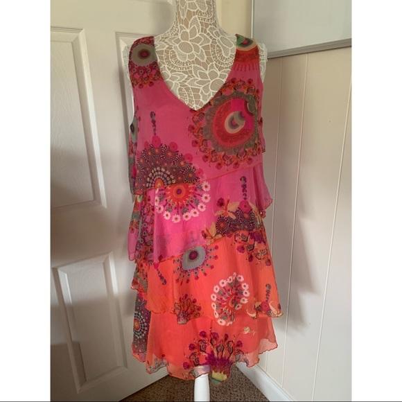 Desigual Dresses & Skirts - Desigual Floral Dress